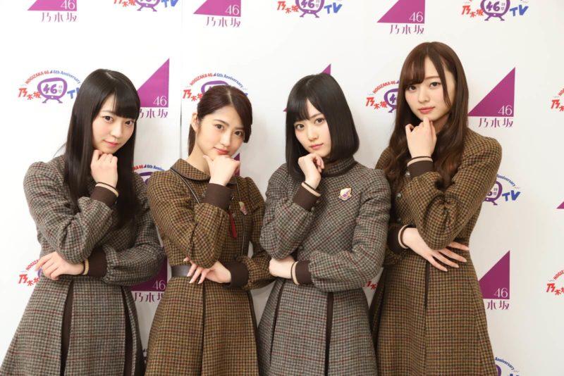 若様軍団が「乃木坂46時間TV」内で冠番組をSHOWROOM独占配信