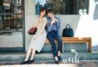 欅坂OL×乃木坂OL。小林由依&梅澤美波の誌面初共演!(「with」2019年6月号)