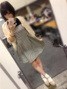 5月18日・愛知個別握手会、矢田里沙子の私服