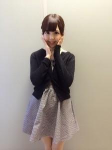 5月18日・愛知個別握手会、大和里菜の私服