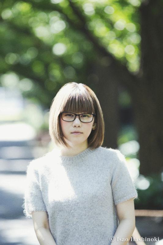 映画監督・山戸結希(2016年)