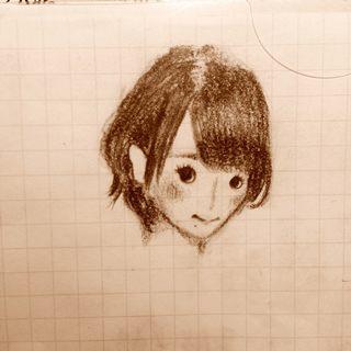 乃木坂46の山崎怜奈が描いた橋本奈々未