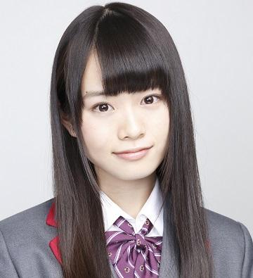 乃木坂46の二期生、山崎怜奈のプロフィールを公開