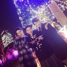 左から安田レイさん、柴田紗希さん、永島聖羅
