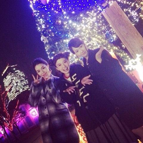 乃木坂46永島聖羅がメ~テレ「BOMBER-E」に出演、地元愛知でXmas女子会