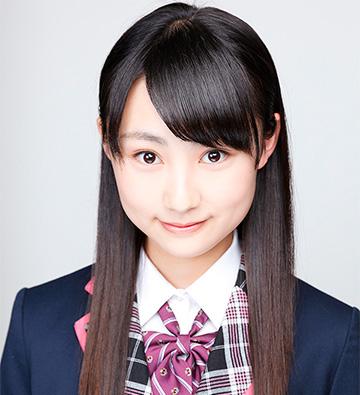 乃木坂46の二期生、米徳京花のプロフィールを公開
