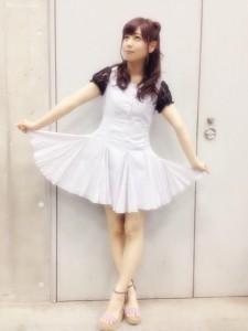 2014年6月21日神奈川個別握手会・斉藤優里の私服